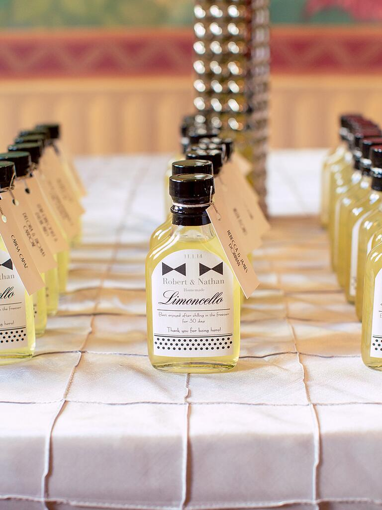 Easy Homemade Wedding Favors