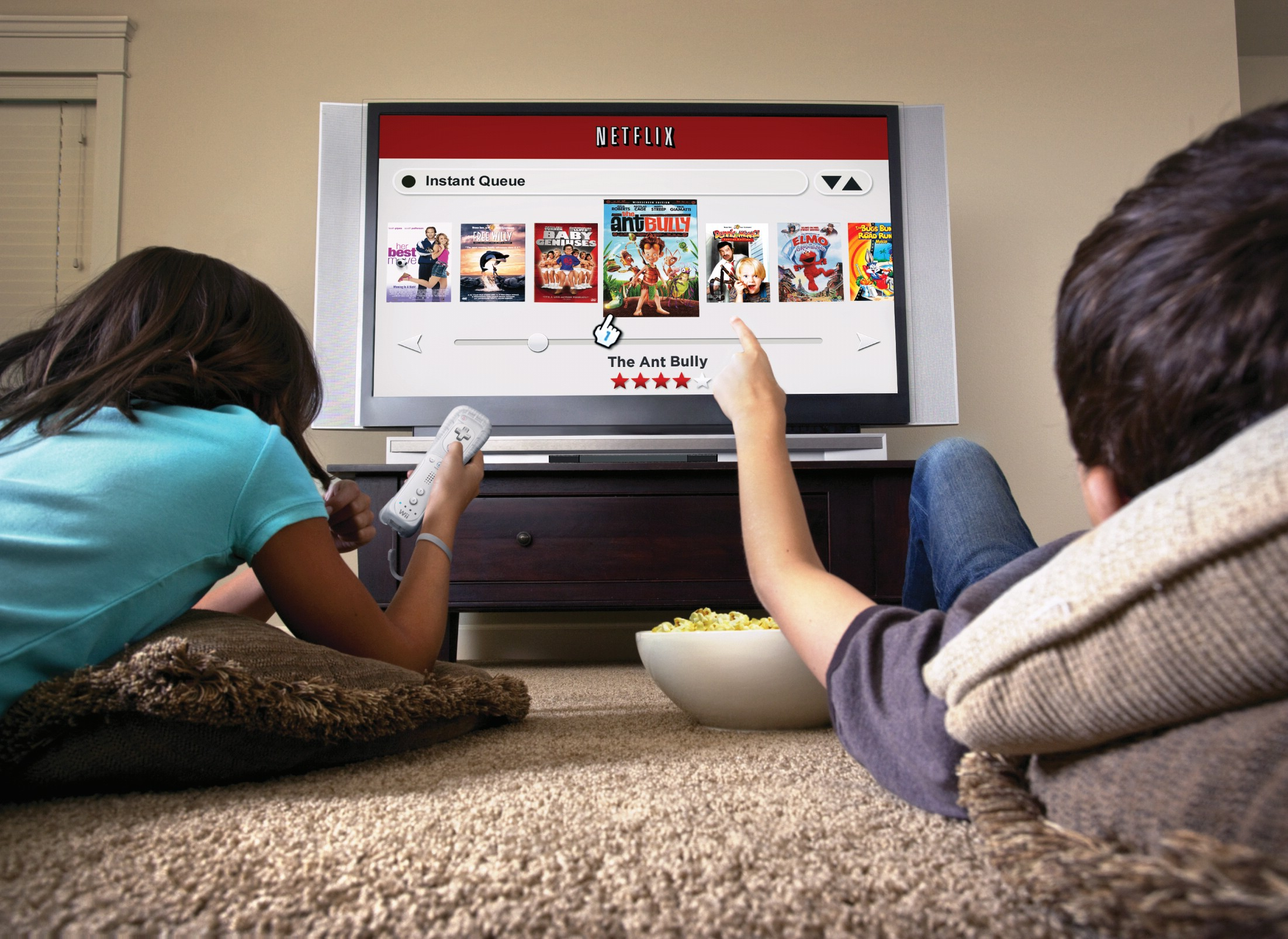 First Impressions Of Netflix Instant Streaming On The Wii