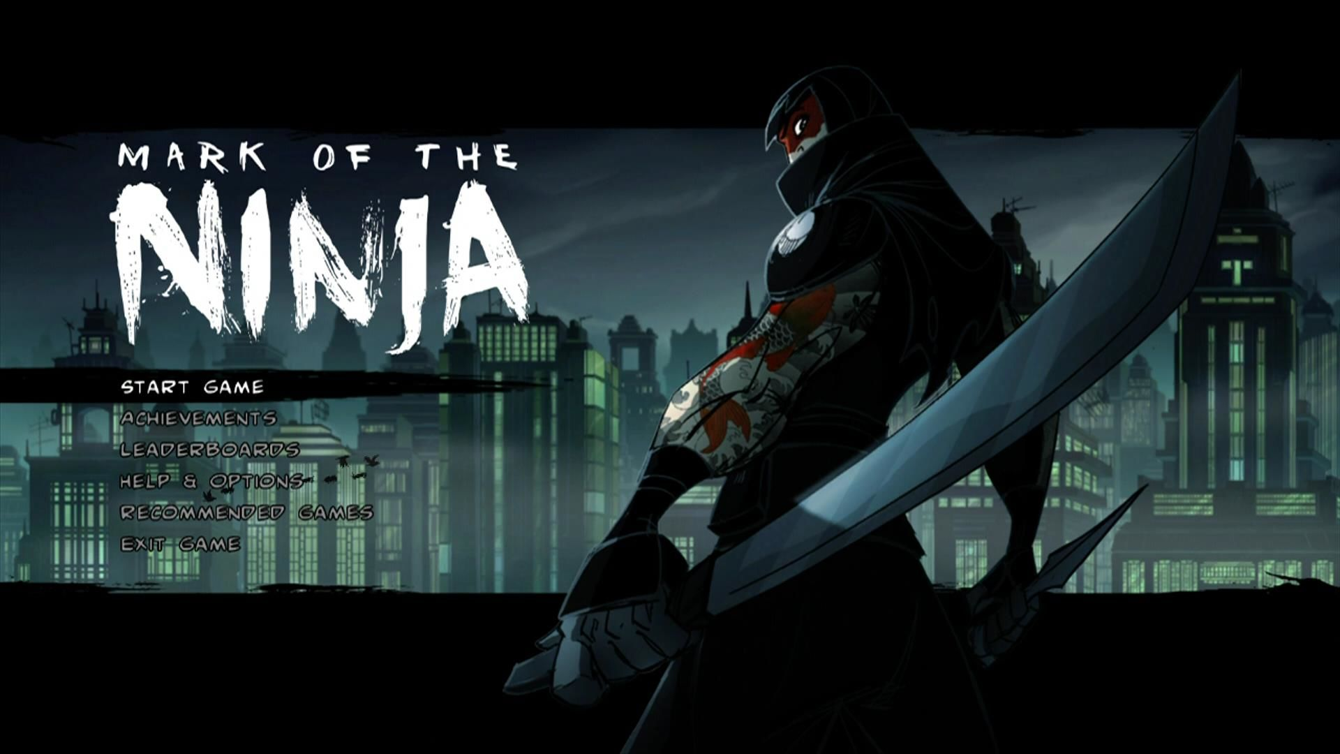 Mark of the Ninja Is a Great Game