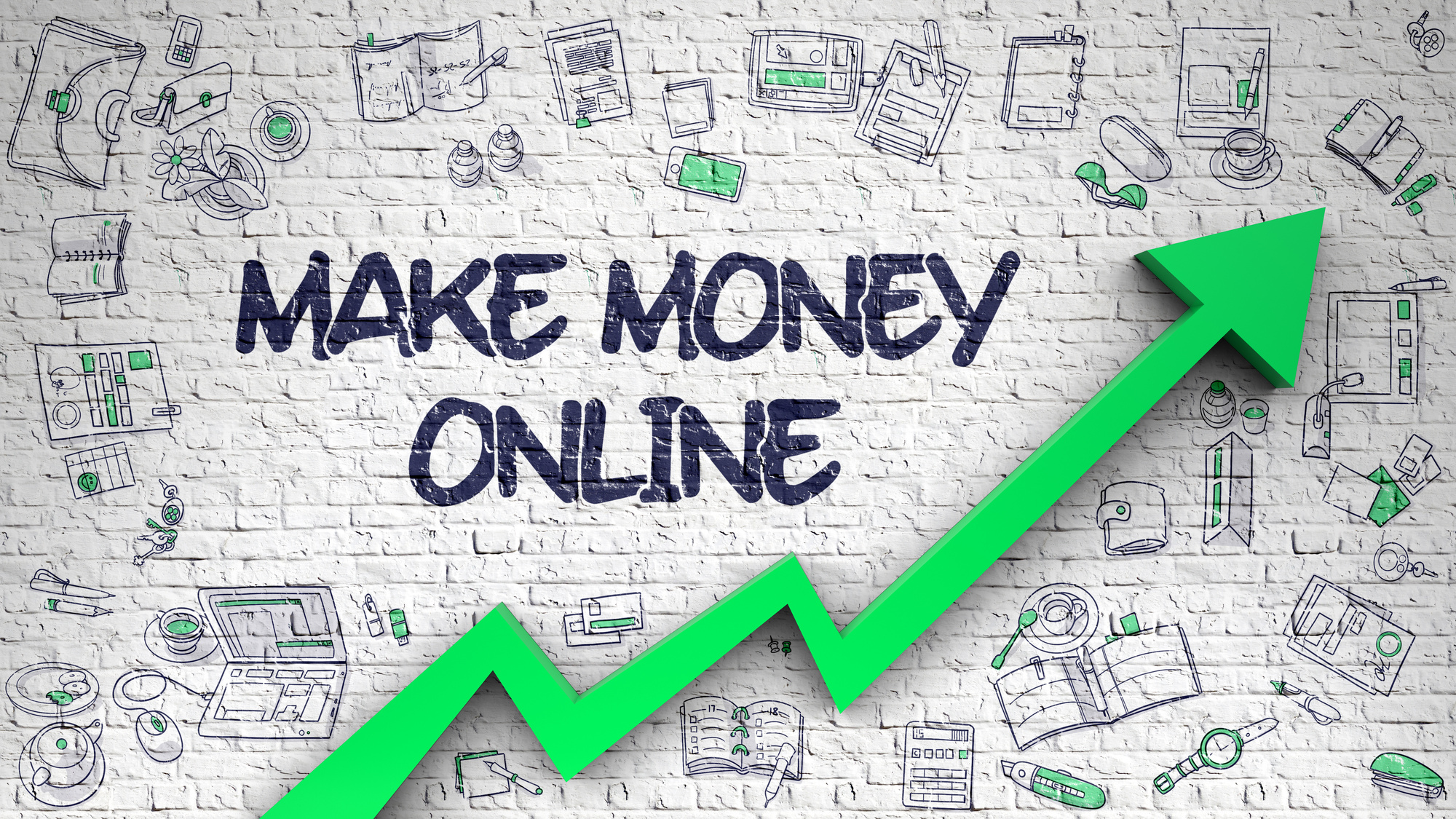 Making Money Online: Start a Business On The Internet Today