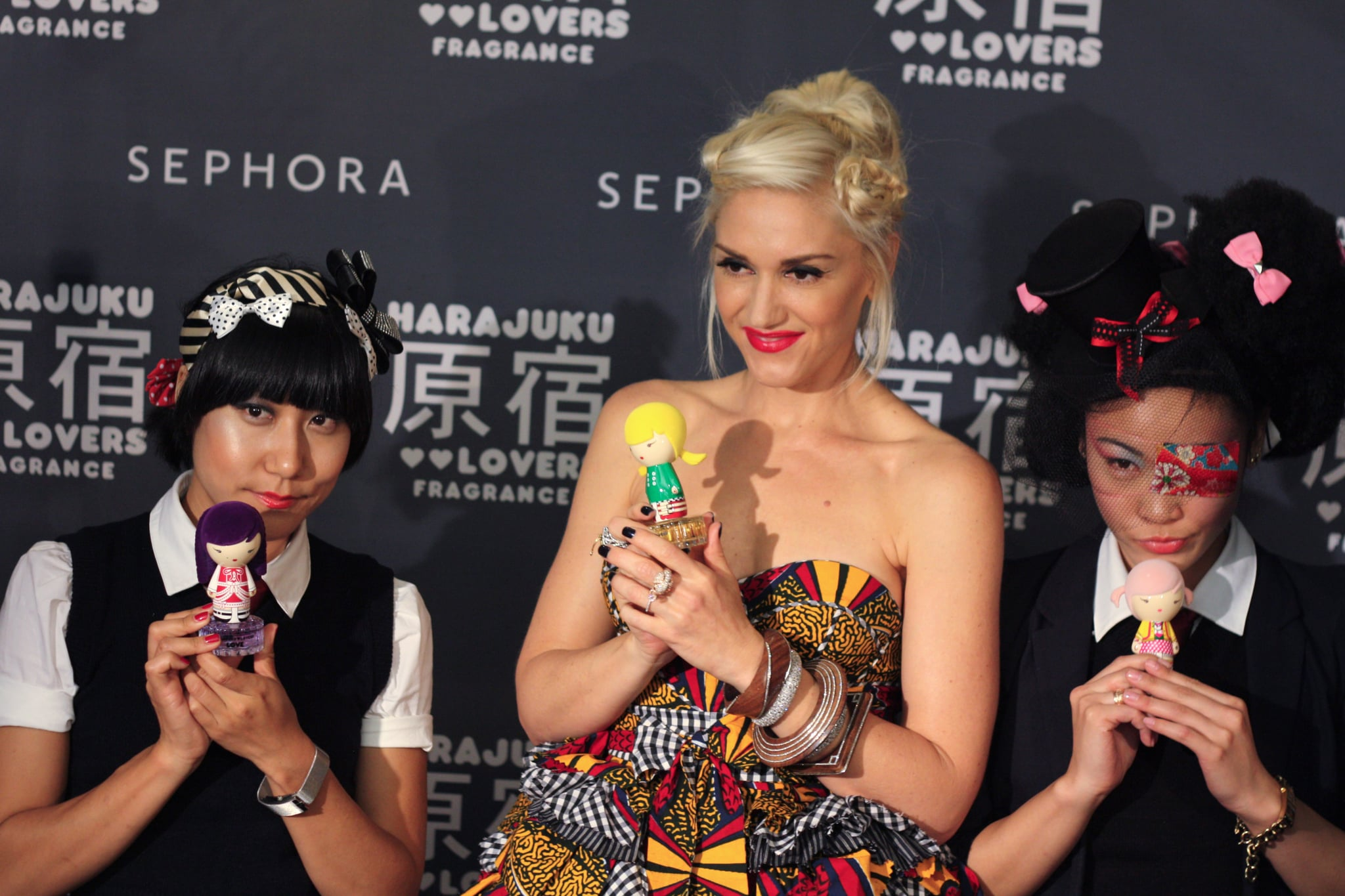 Harajuku Lovers By Gwen Stefani – Product Review