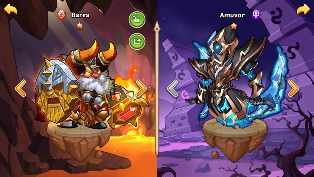 Idle Heroes – 4 Basic Steps  To Master the Game