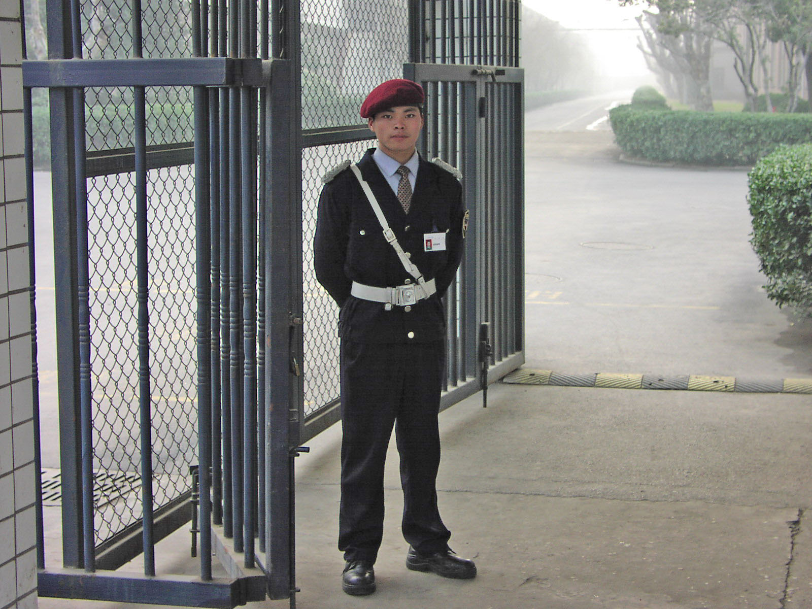 How security guards can help you to protect your business royalty?