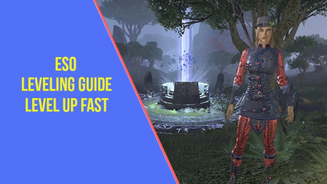 All About ESO Leveling Guide